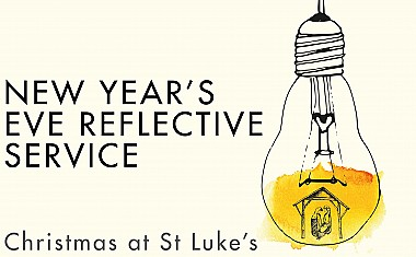 New Year's Eve Reflective Service
