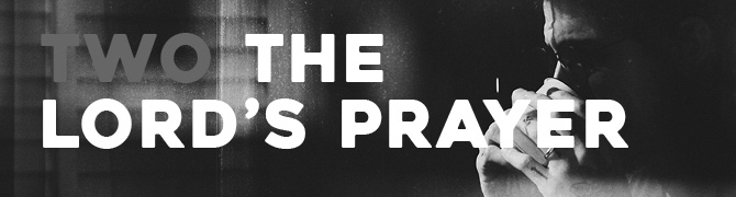 Form  |  The Lord's Prayer