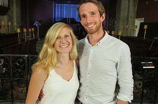 Chris & Heulwen - Chris & Heulwen Philpot