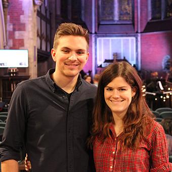 Jon & Hannah Finch