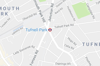 Tufnell Park - Bethan, Laurie, Katie, & Rupesh