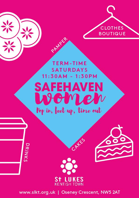 Safehaven flyer