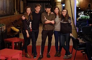 Tufnell Park - Bethan & Laurie Sadler, Katie & Rupesh Patel, Rachel Gillingham