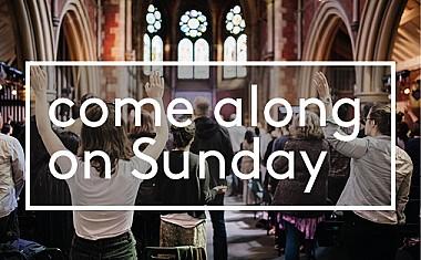 Join us on Sundays